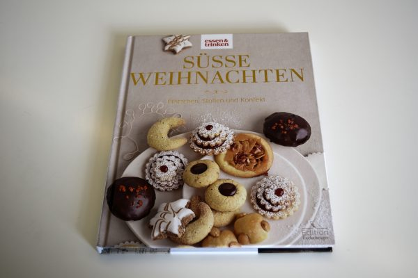 "<b>essen&trinken Buch </b><br>""Süße Weihnachten"" Eat the Wrold"
