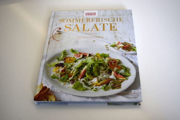 "<b>essen&trinken Buch </b><br>""Sommerfrische Salate"" Eat the Wrold"